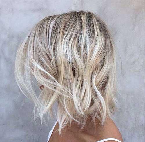 Short Blonde Hair-8