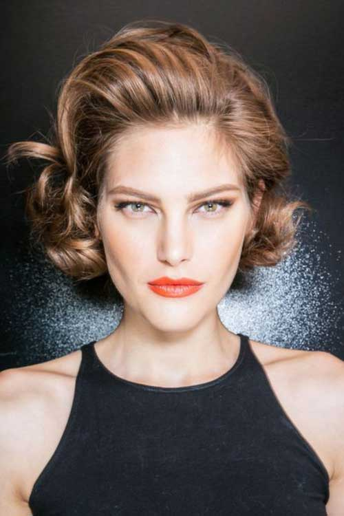 Short Hair Color Trends 2015 2016
