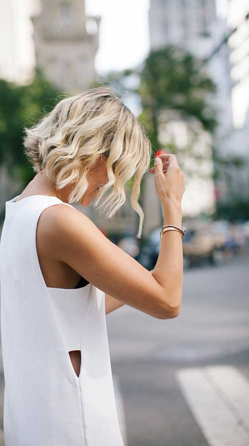 Styles for Short Hair-8