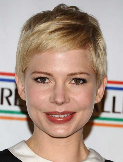 Michelle Williams Pixie Cuts-9