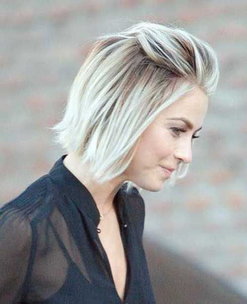 Idea)))) short hair sexy blondes 2852 charming phrase