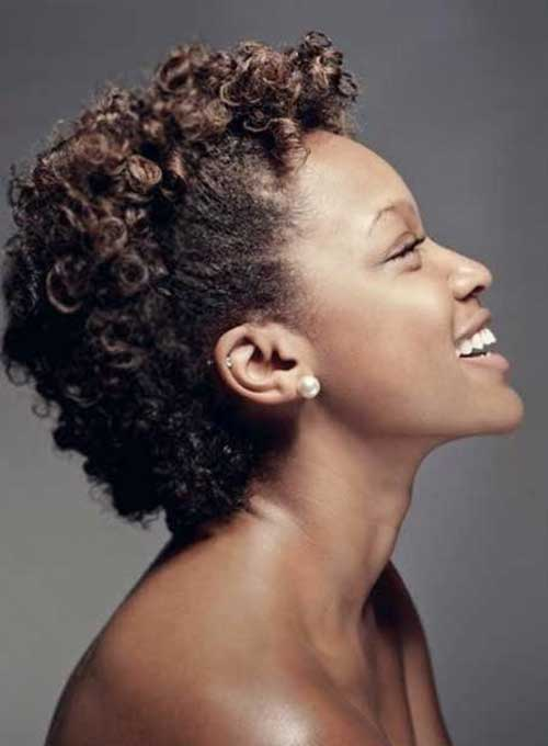 Short Haircuts for Black Women 2015-9