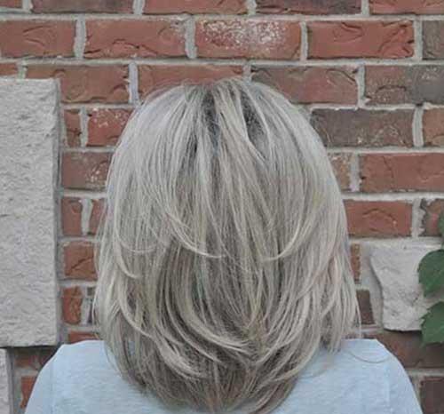 Short To Medium Haircuts-9