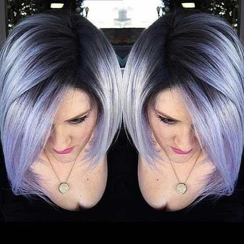 Short Hair Colour