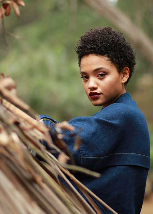 Superb 20 Black Girl Short Hairstyles Short Hairstyles 2016 2017 Short Hairstyles For Black Women Fulllsitofus