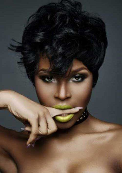 Black Women Short Hairstyles 2016