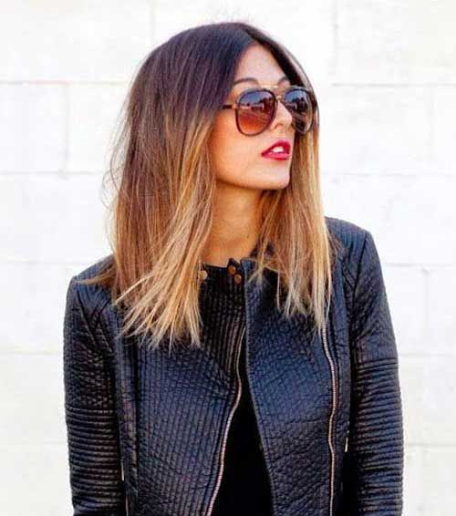 Bob Haircut Ombre