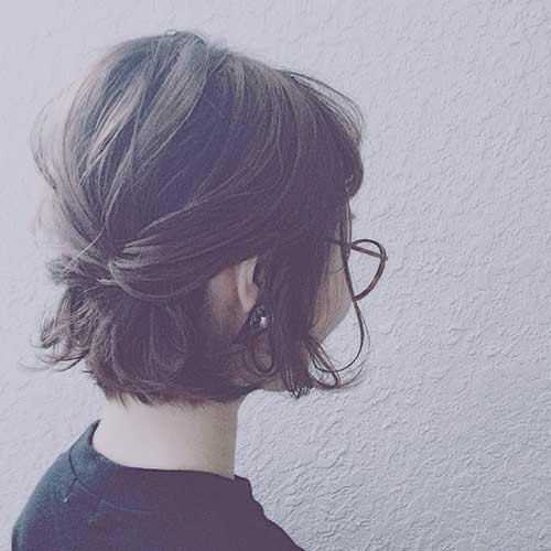 Cute Girls With Short Hair