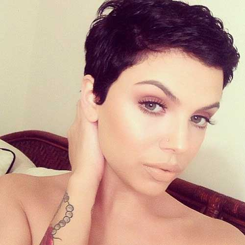 Cute Short Haircuts 2014