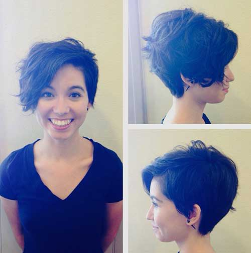 Cute Short Haircuts for 2016