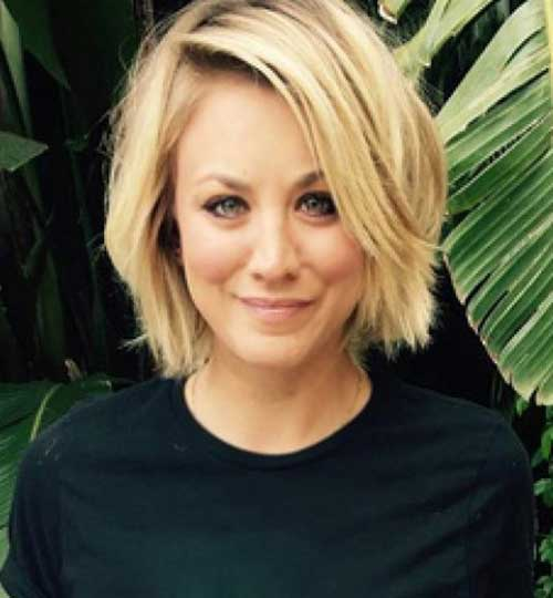 Creative Cute Short Haircuts For Women 2017