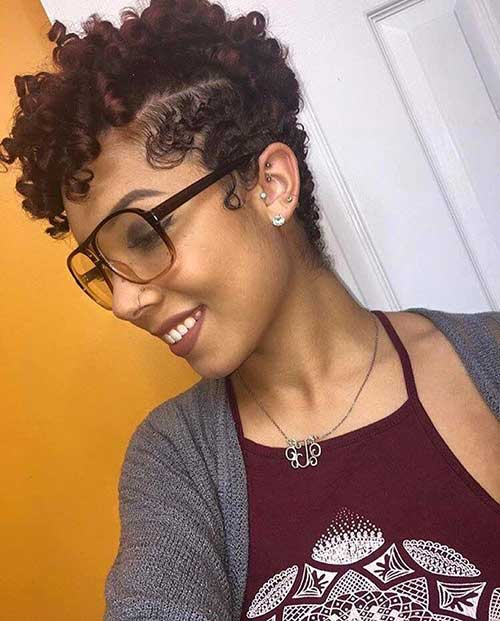 Cute Styles For Short Curly Hair