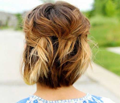 Easy Cute Hairstyles For Short Hair