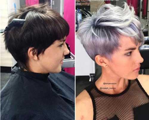 Hair Cuts Short