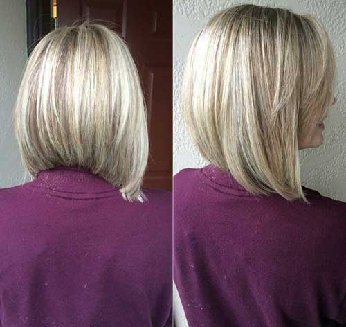 20 Short Haircuts With Highlights