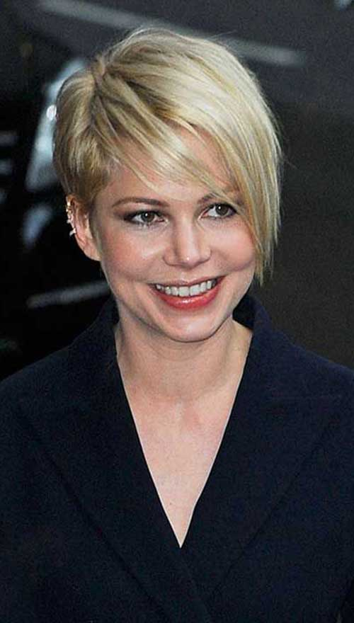 20 Michelle Williams Pixie Cuts Short Hairstyles 2018