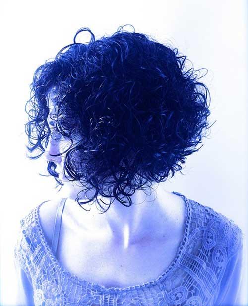 Short Curly Hair 2015