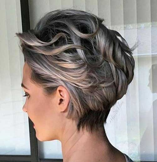 Color For Short Hair