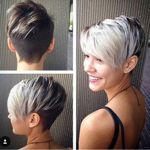 25 Latest Short Hair Cuts For Woman