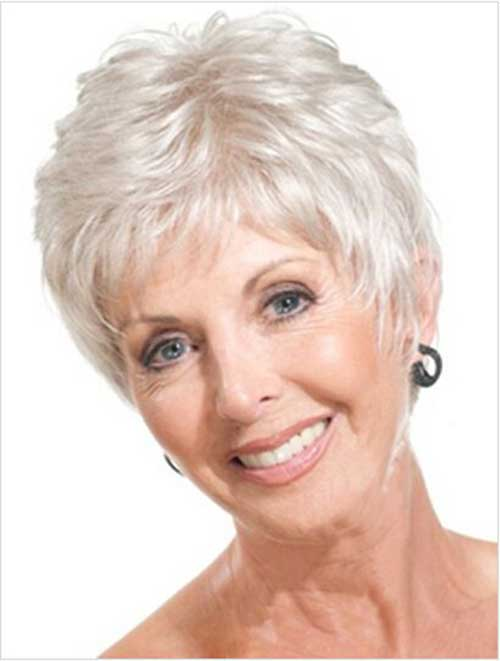 Pixie Haircuts For Women Over 60