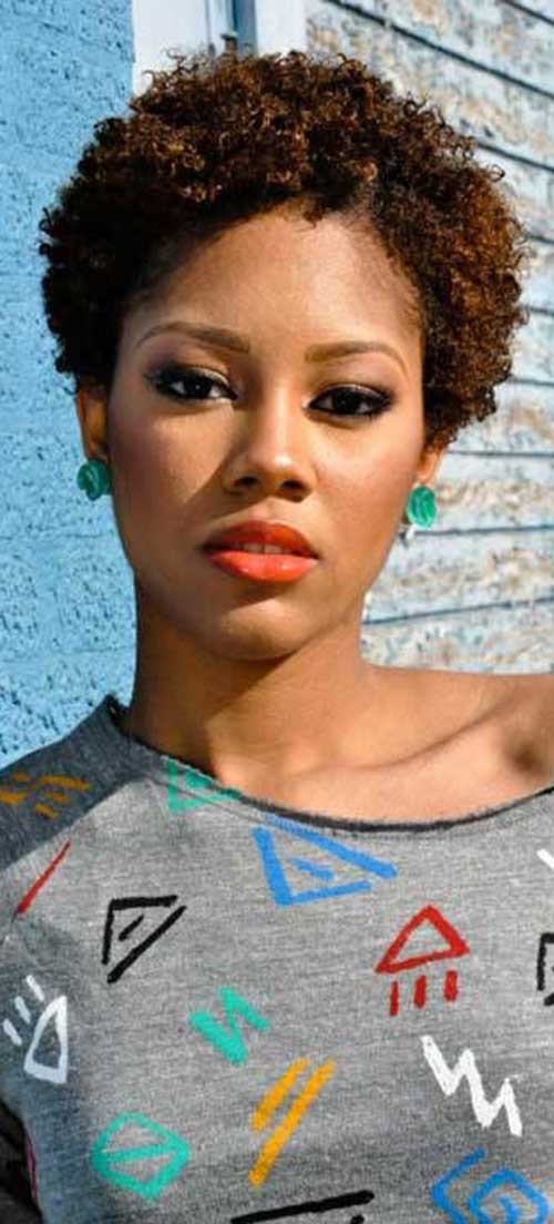 Magnificent 30 Short Haircuts For Black Women 2015 2016 Short Hairstyles Short Hairstyles Gunalazisus