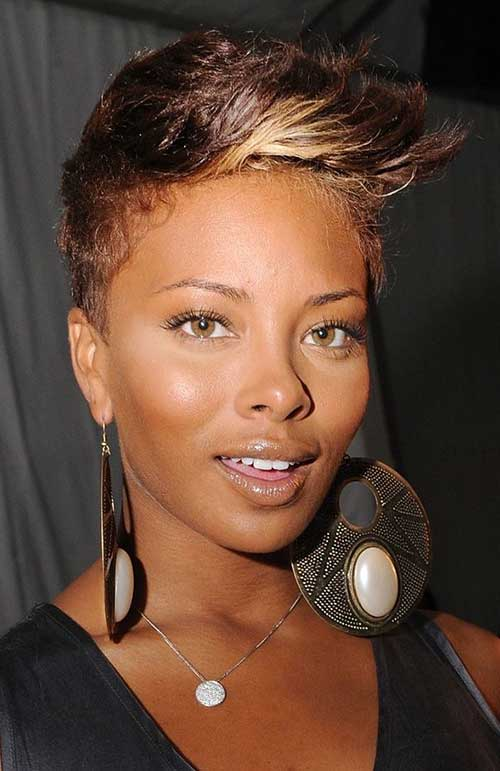 Short Hairstyles for Black Women 2015