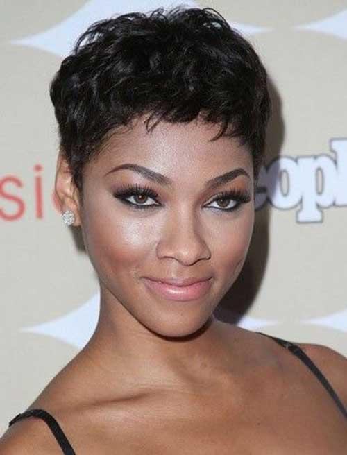 Excellent 30 Short Haircuts For Black Women 2015 2016 Short Hairstyles Short Hairstyles Gunalazisus