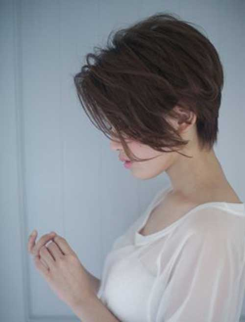 Short Length Haircut