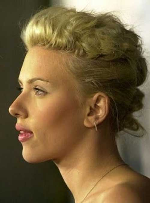 Bobby Pin Short Hairstyles-13