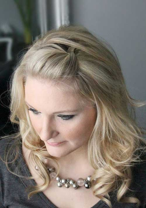 Bobby Pin Short Hairstyles-7