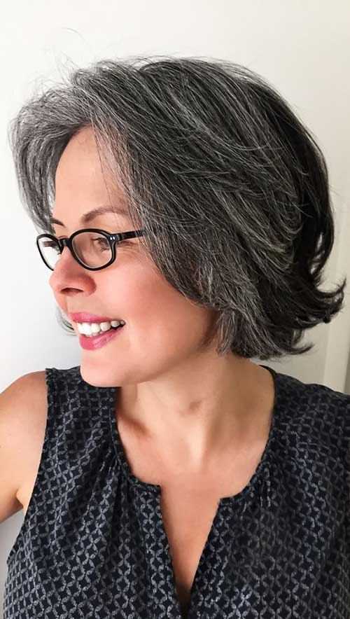 Gorgeous Short Hairstyles For Women Over 50 Short