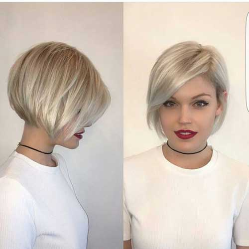 Stylish Girls With Unique Short Haircuts