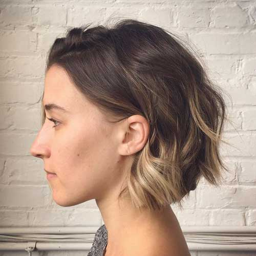 Ombre Short Hairstyles-12