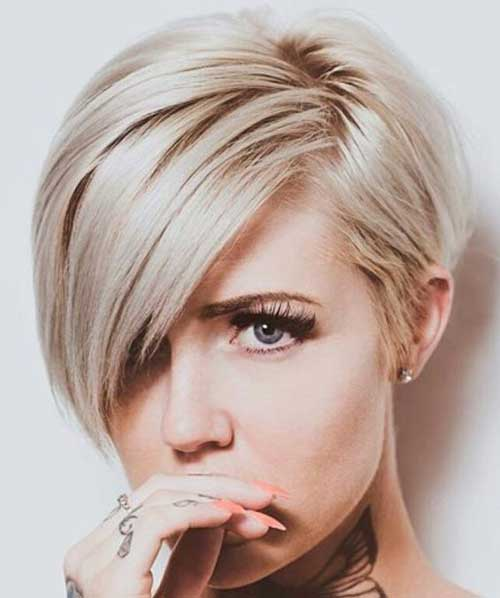 Stylish Ideas For Short Blonde Hair Lovers