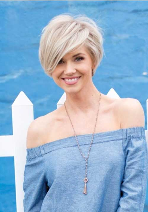 Straight Short Hairstyles-12