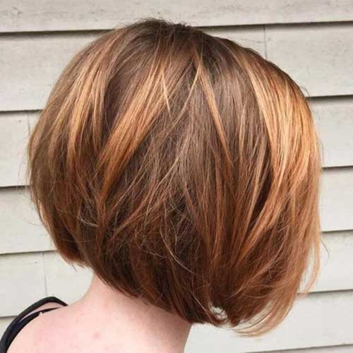 haircuts for thinning hair casual bob haircuts for chic hairstyles 4613