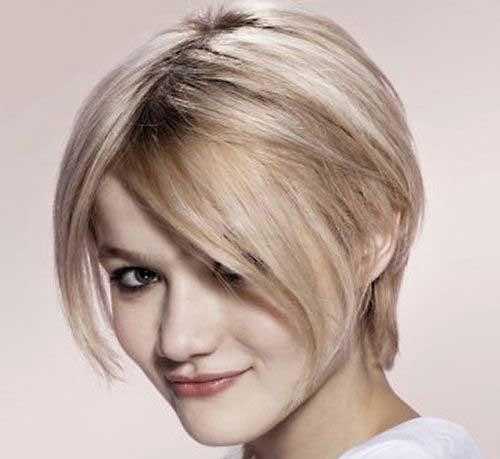 Short Blonde Hairstyles-18