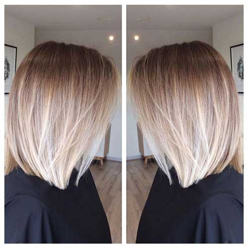 Amazing Ombre Colored Short Hairstyles You Must See Short