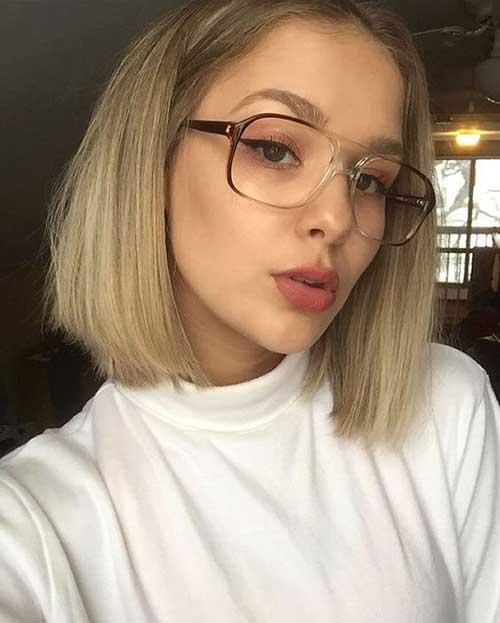 Short Blonde Hairstyles-6