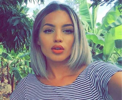 Ombre Short Hairstyles-7