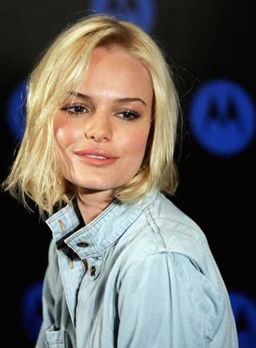 Short Haircuts for Round Faces-7