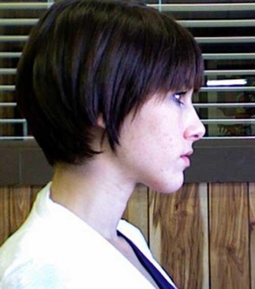 Straight Short Hairstyles-8