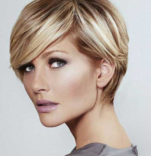 Most Preferred Short Haircuts For Cly Las Hairstyles