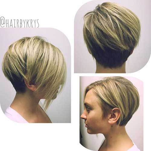 Straight Short Hairstyles-9