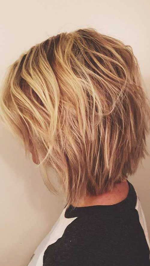Casual Bob Haircuts For Chic Ladies