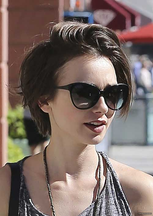 Must See Brown Short Hairstyles For Women