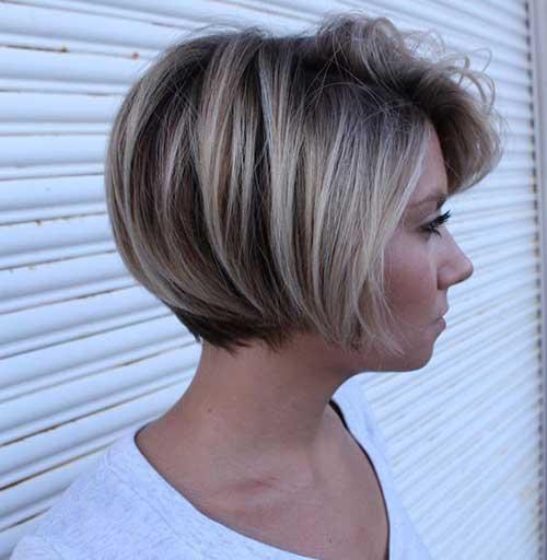 Short Bob Haircuts 2017