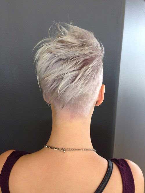 Short Straight Hairstyles