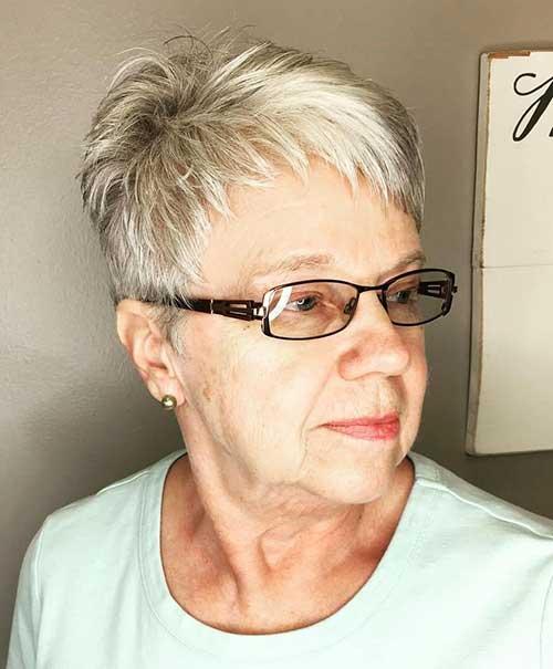 Older Women Short Haircuts-11