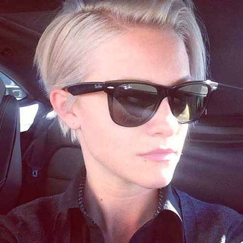 Latest Short Hairstyles-13